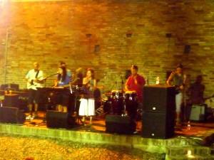 Russi-Huaraca Orkestra band (Lugo)