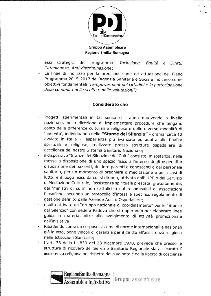 UAAR Risoluzione Regione E.R_01