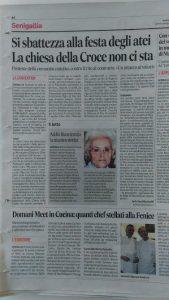 Corriere Adriatico di Senigallia