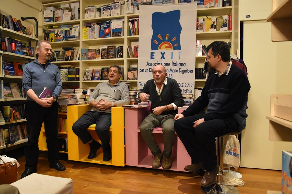 Uaar Exit-Italia 24 3 2018 libro Il Viaggio