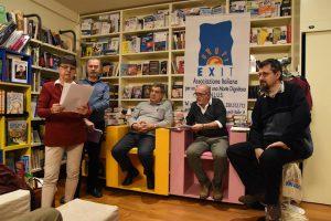 Uaar Exit-Italia lettura Il Viaggio 24 3 2018
